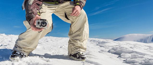 action-cam-schnee-wintersport
