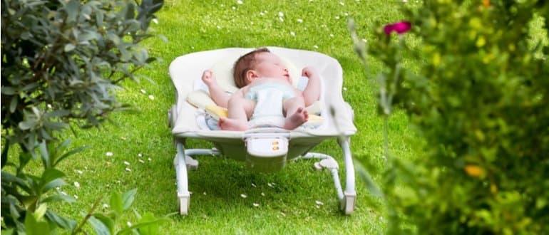 babywippe aufstellen
