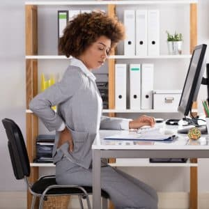 Rückenschmerzen vorbeugen