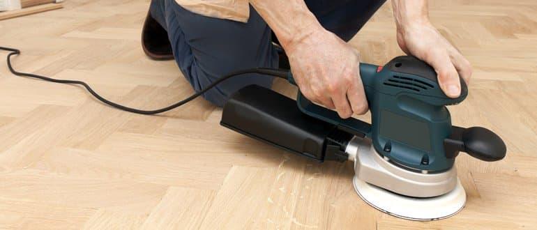 Exzenterschleifer Test mit Exzenterschleifer von Bosch