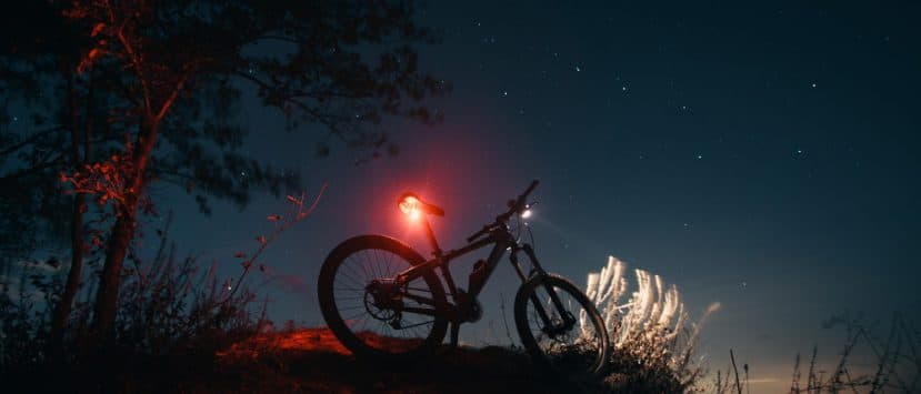 fahrradbeleuchtung led