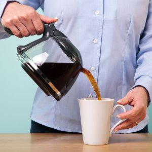 led drucker kaffee