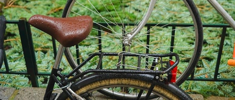 fahrradsattel test
