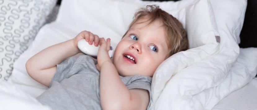 Das neue Kinderthermometer: Ein Ohrthermometer besteht den Ohrthermometer-Test bei Ihrem Kind