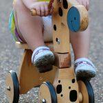 Laufrad 4 Räder Sicherheit