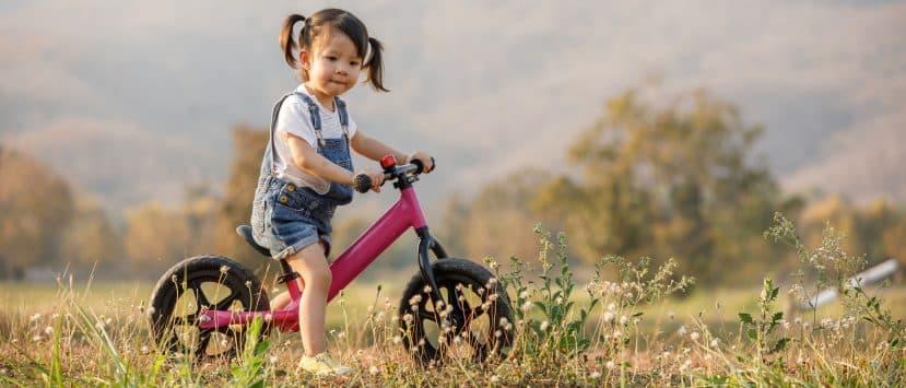 Laufräder für Mädchen und Jungen