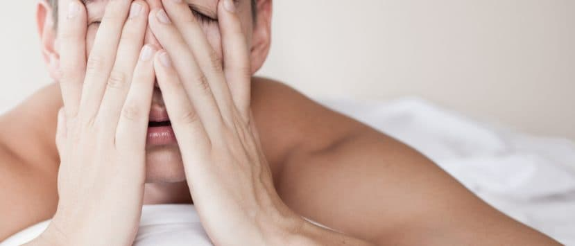 Schlafmangel kann zu einer Schlafstörung werden
