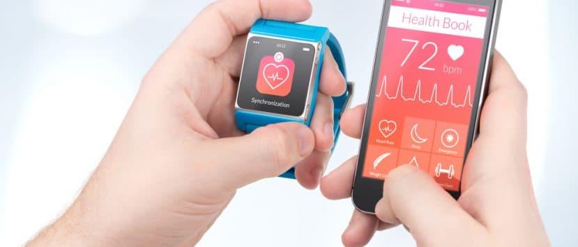 Schrittzähler können mit Bluetooth Daten an Ihr Handy weiterleiten.