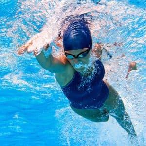 pulsmessgerät schwimmen