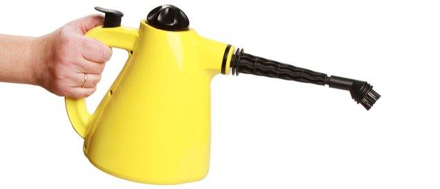Handampfreiniger heißt auf englisch steam cleaner handheld