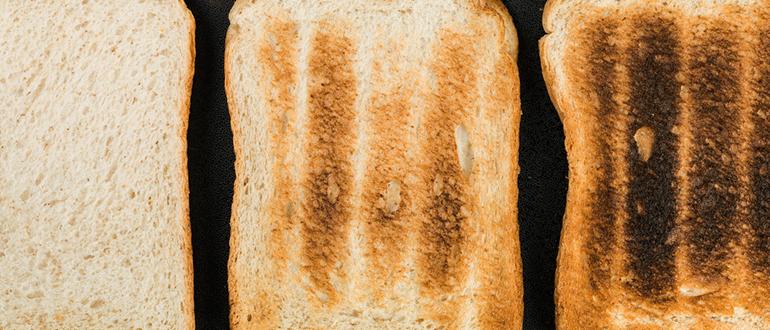 röststufen toaster