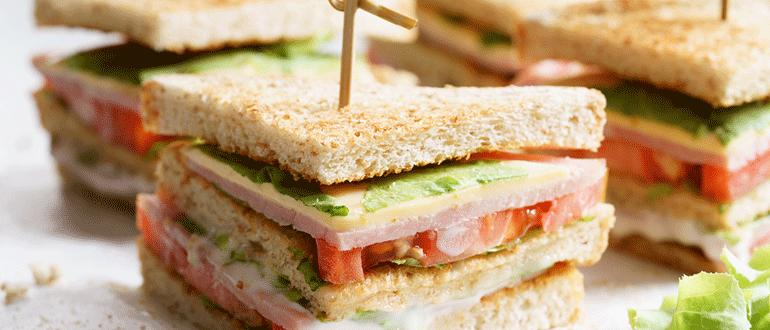 toaster sandwich