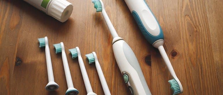 ultraschall zahnbürste