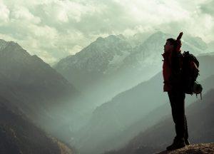 wanderschuhe trekking leder leicht ausrüstung