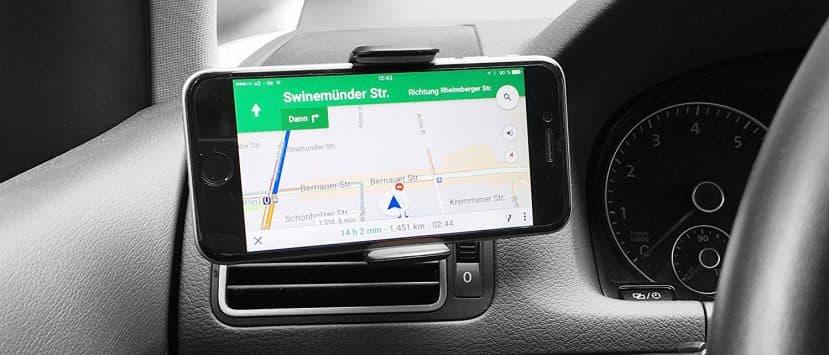 auto handyhalterung test
