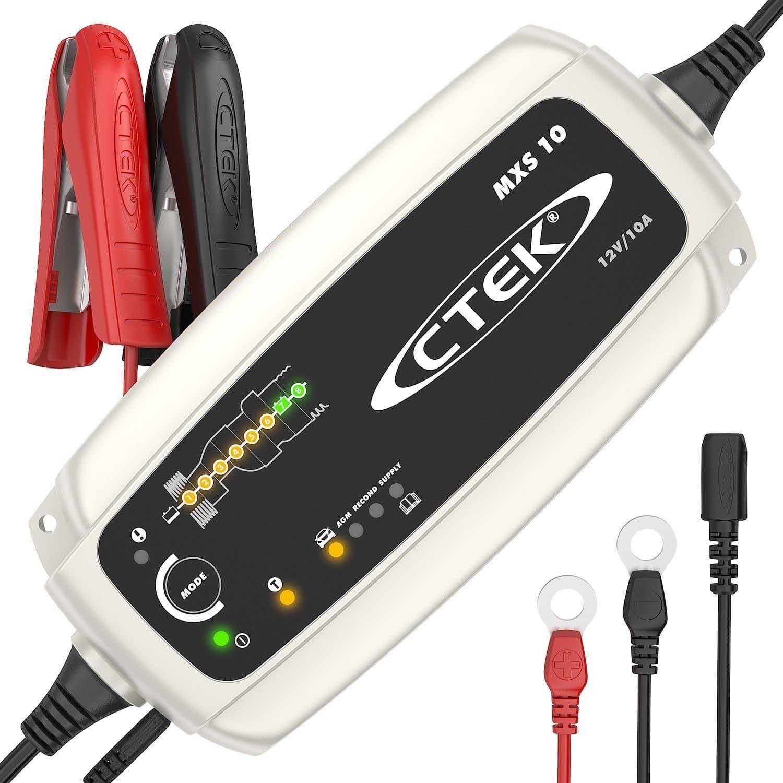 Autobatterie Ladegerät Test auf OE24.at | Test & Vergleich 2020
