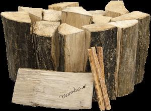 Brennholz Feuchtigkeit