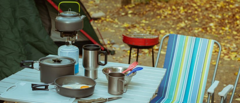 campingtisch test