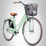 Cityrad für Damen Retro