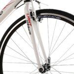 Crossbike mit Starrgabel