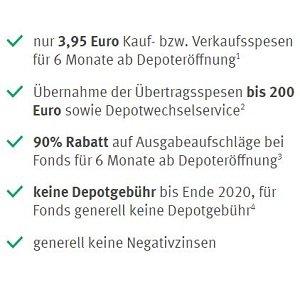 Depot-Angebot der Hello bank! auf Homepage des Unternehmens