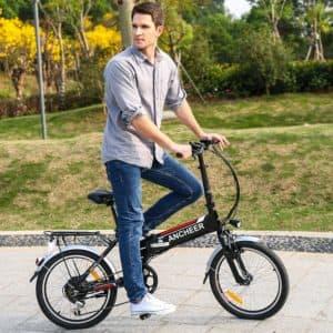 e-bike-klapprad-mann