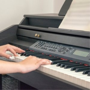 e-piano-spielen