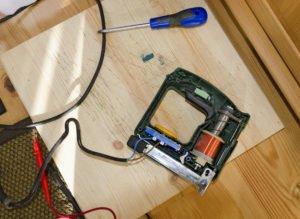 elektrotacker mit kabel