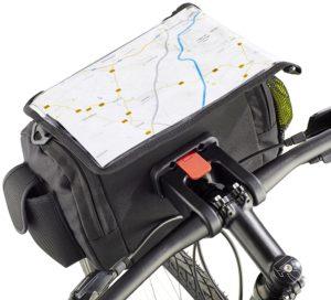 fahrradlenkertasche kinder mädchen leder