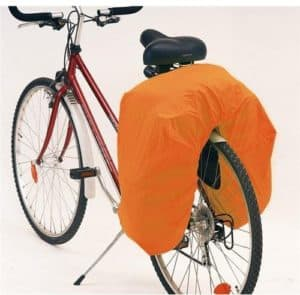 Regenüberzug für Fahrradtasche