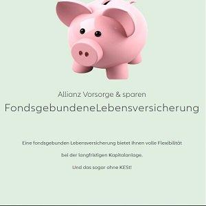 Kapitallebensversicherung der Allianz im Überblick