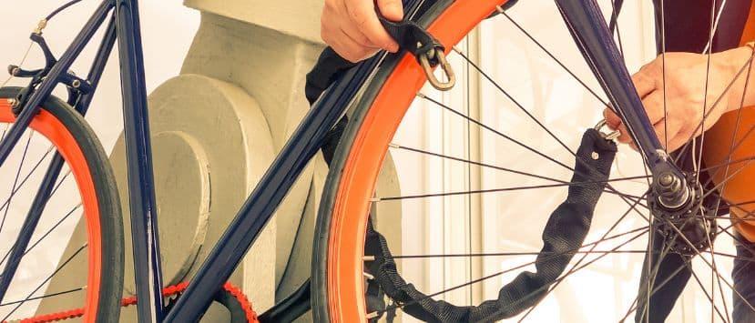 Fahrradschloss Test auf OE24.at | Test & Vergleich 2020