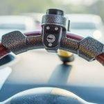 Lenkradkrallen Test