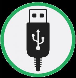 USB-Speicherung
