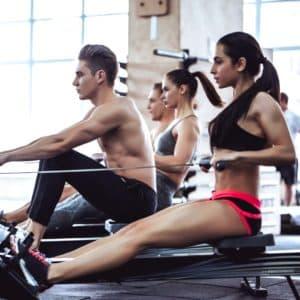 training-rower