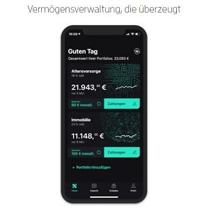 App des Scalable-Robo-Advisors