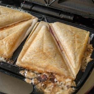 sandwichmaker antihaftbeschichtet
