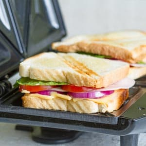 sandwichmaker rezepte