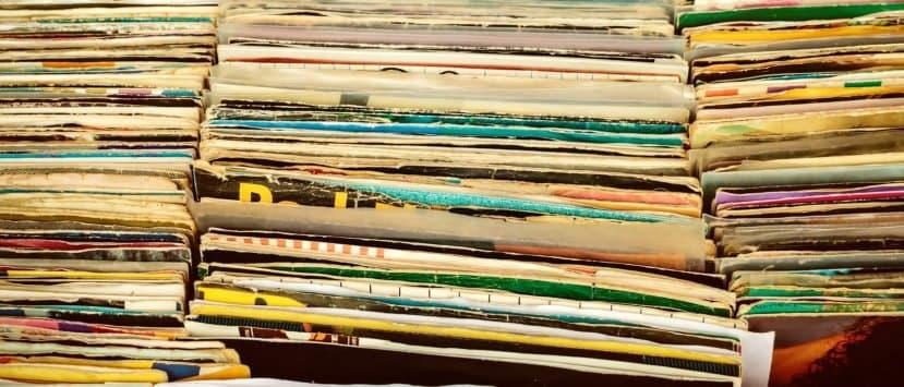Schallplatten kaufen