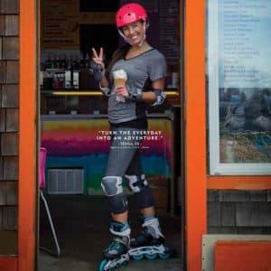 skaterhelm-damen