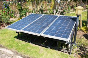 solarpanel fuer gartendsuche