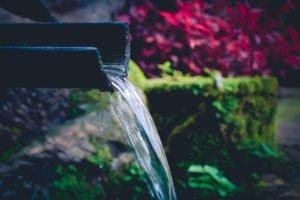teichpumpe wasserfall